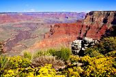 Colorful Grand Canyon