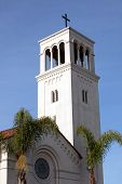 Part of american methodist church in California