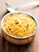 Golden Biryani Rice