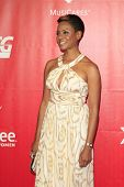 LOS ANGELES - JAN 24:  MC Lyte at the 2014 MusiCares Person of the Year Gala in honor of Carole King
