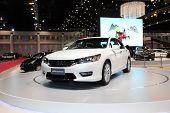 Bangkok - March 26: Honda Accord On Display At The 34Th Bangkok International Motor Show On March 26