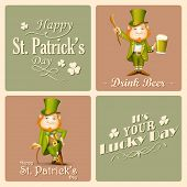 pic of saint patrick  - illustration of Saint Patrick - JPG