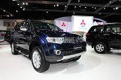 Nonthaburi - November 28: Mitsubishi Jajero Sport Car On Display At The 30Th Thailand International