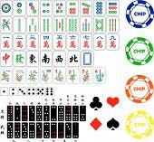 elementos de jogos de azar