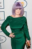 BEVERLY HILLS, CA. - JANUARY 25: Kelly Osbourne arrives at the Clive Davis and The Recording Academy