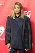 LOS ANGELES - JAN 24: Ciara at the 2014 MusiCares Person Of The Year event at the Convention Center