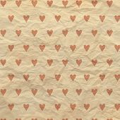 st Valentines background with lot of hearts