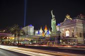Famous Las Vegas, Nevada, Usa