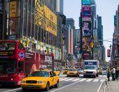Times Square Traffic