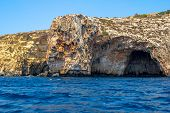 Caverns of Blue Grotto
