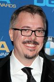 LOS ANGELES - JAN 25:  Vince Gilligan at the 66th Annual Directors Guild of America Awards - Press Room at Century Plaza Hotel on January 25, 2014 in Century City, CA
