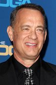 LOS ANGELES - JAN 25:  Tom Hanks at the 66th Annual Directors Guild of America Awards - Press Room a