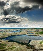 Coast Of North Sea, France