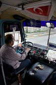 Turkish Bus Driver