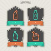 Постер, плакат: Cleaning Items