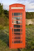 Rural Telephone Box, UK.