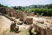 Ruins Of Byrsa