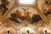 Opera de Paris, Palais Garnier. France