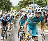 The Cyclist Lieuwe Westra