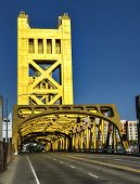 Tower Bridge, Sacramento, California