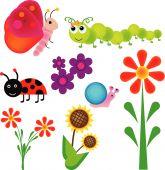Bugs In The Garden