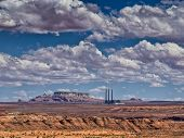 Navajo Generating Station Coal-fired Steam Plant Page, Arizona