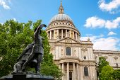 St. Pauls Cathedral. London, England