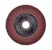 Abrasive disk for metal