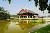 Emperor Palace At Seoul