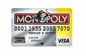 Monopoly Marker Credit Card