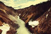 Grand Canyon  Yellowstone, Yellowstone National Park