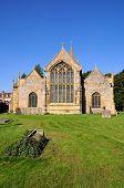 St Lawrence church, Evesham.