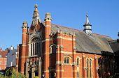 foto of church-of-england  - Evesham Methodist church Evesham Worcestershire England UK Western Europe - JPG