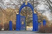 Stockholm - Blue Gate