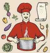 The Main Chef