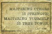 Mastering Tzu