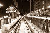 Estación de tren de Hoboken