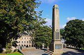 Buxton War Memorial.