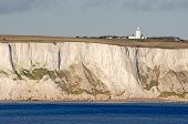 White Cliffs Of Dover And South Foreland Lighthouse (1)