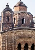 stock photo of radha  - Heritage temple at Bishnupur west bengal kolkata - JPG