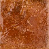 Terracotta Ceramic Texture