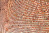 Постер, плакат: Brick Background