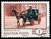 Horse Transport, Coach