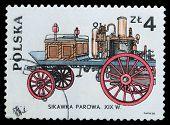 First Locomotive