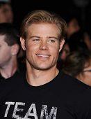 LOS ANGELES - NOV 11:  Trevor Donovan arrives to the