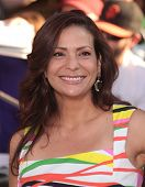 LOS ANGELES - AUG 06:  Constance Marie arrives to