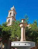 St Anthony Abbot Church. Fasano. Apulia.