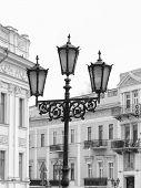 Streetlight Old.