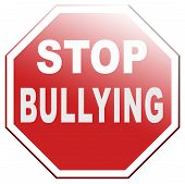 pic of stop bully  - stop bullying no bullies prevention against school work or in the cyber internet harassment - JPG