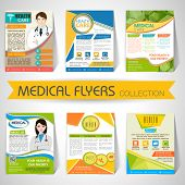 picture of pharmaceutical company  - Collection of stylish Flyers - JPG